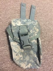 US MILITARY DIGITAL CAMO CARRYING POUCH NOS