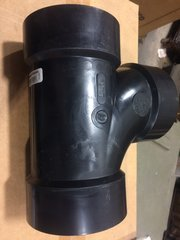 """BOW TEE-Y DRAIN PIPE 4"""", 600049 NEW"""