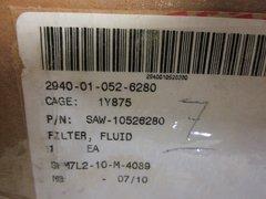 MEP-002A, 5KW GENERATOR FILTER KIT SAW-10526280, 2940-01-052-6280 NOS