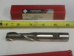 CLEVELAND 2F CENTER CUT END MILL 41721 5/8X5/8S
