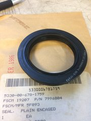 M416 PLAIN ENCASED OIL SEAL FOR HUB AND DRUM ASSEMBLY 516992 NOS