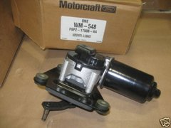 MOTORCRAFT WIPER MOTOR AND LINKAGE WM-548 NEW