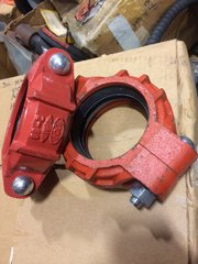VICTAULIC PIPE CLAMP 3/88.9 NOS