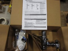 SLOAN DOLPHIN STANDARD EXPOSED WATER CLOSET AND URINAL FLUSHOMETER NEW