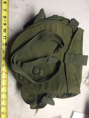 MILITARY ISSUED MASK CARRYING BAG MCU-2/P SERIES 864 WITH STRAPS NOS