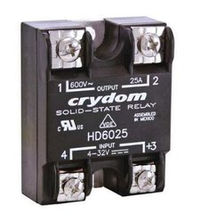 SOLID STATE RELAY HD4825, 4 TO 32VDC, 25A NOS