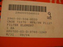 FRAM OR SIMILAR BRAND OIL FILTER P1127, BF582, 33354, TP-640 NEW