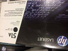 HP LASERJET 51A PRINTER CARTRIDGE Q7551A BLACK NEW