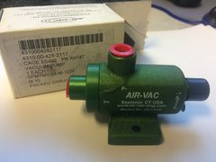 AIR-VAC VACUUM PUMP AV147, 4310-00-428-2117 NOS
