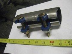 "SMITH BLAIR PIPE CLAMP 244-00019006-000 1-1/2"" X 6"" NEW SURPLUS"