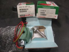 ASCO RED HAT 3-WAY DIRECT SOLENOID VALVE 8314 NEW