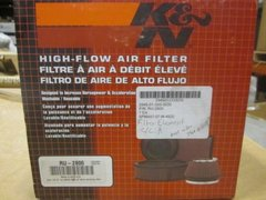 K & N UNIVERSAL AIR FILTER RU-2800 NEW
