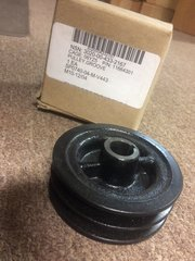 M809 5 TON ALTERNATOR PULLEY 11664301 NOS