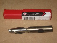 "CLEVELAND 1/2"" X 1/2"" HS 2 FLUTE MILLING CUTTER NEW"