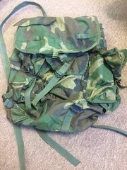US MILITARY ISSUED CARRYING BAG NOS
