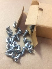 "100 STAINLESS STEEL MACHINE SCREWS #8 X 3/8"" NEW"