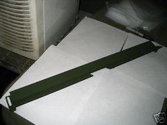 M44A1 A2 HEATER DEFLECTOR 10897147-1 MILITARY NOS