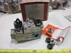 ROBERTSHAW 24 VOLT COMBINATION GAS VALVE 710-402 NEW