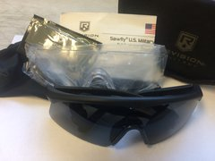 REVISION MILITARY SAWFLY SAFTEY GLASSES 4-0076-9800 NEW