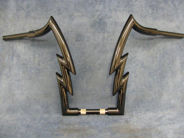 Ape hangers custom handle bars harley davidson handle for Yamaha bolt ape hangers