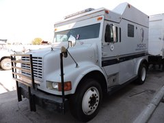 1995 International Armored Car - Runs & Drives Perfectly