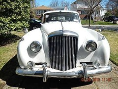1956 Bentley Sedan -- Fully Converted to GM Power -- A/C Works Perfectly -- Runs & Looks Great