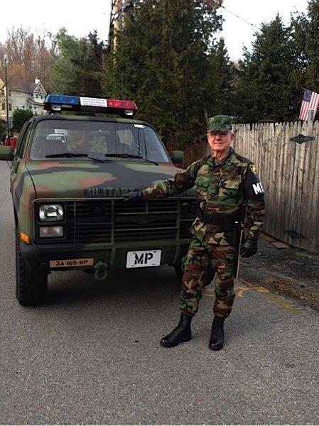 Car Auctions Ny >> 1983 Chevrolet CUCV / K5 Blazer -- Military Police -- Authentic Vehicle | Hollywood Movie Car ...