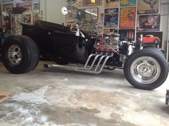 1923 Ford T-Bucket Roadster / Hot Rod -- NHRA Award Winner -- Investment, Toy or Both ???