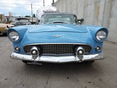 1956 Ford Thunderbird Convertible - Both Tops - Fully Restored