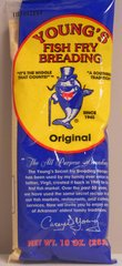 Young's Original Fish Fry Breading 10 oz.