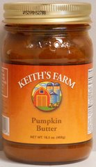 KF Pumpkin Butter 16.5 oz.