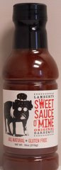 Lambert's Sweet Sauce O'Mine Original 18 oz.