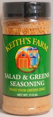 KF Salad & Greens Seasoning 11.5 oz.