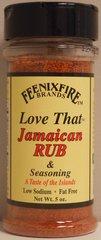 Love That Jamaican Rub & Seasoning 5 oz.