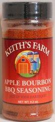 KF Apple Bourbon BBQ Seasoning 9.2 oz.