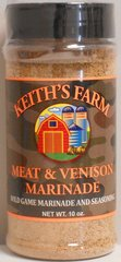 KF Meat & Venison Marinade Seasoning 10 oz.