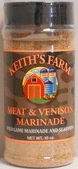 KF Meat & Venison Marinade Seasoning 10 oz.