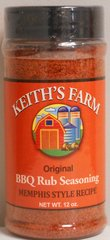 KF Original BBQ Rub 12 oz.