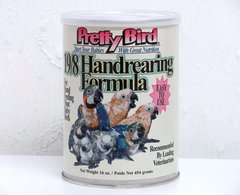 BR Pretty Bird 19/8 Handrearing Formula - 16oz (Exp 3/18)