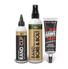 Rand Combo Pack - 2oz CLP, 4oz Bore & Bolt, 1oz H.A.W.G.
