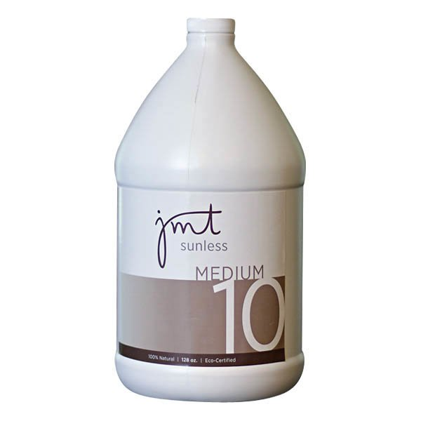 JMT Medium Solution 10% with Bronzer (128 oz)