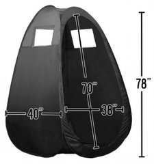 Mobile Tanning Tent