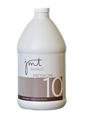 JMT Medium Solution 10% with Bronzer (64 oz)