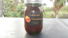 TJ'S BBQ by the Beach Honey BBQ Sauce