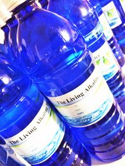 Healthy Alkaline LIVING Water (4 Liters)