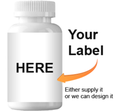 Private Label Services/Label Info