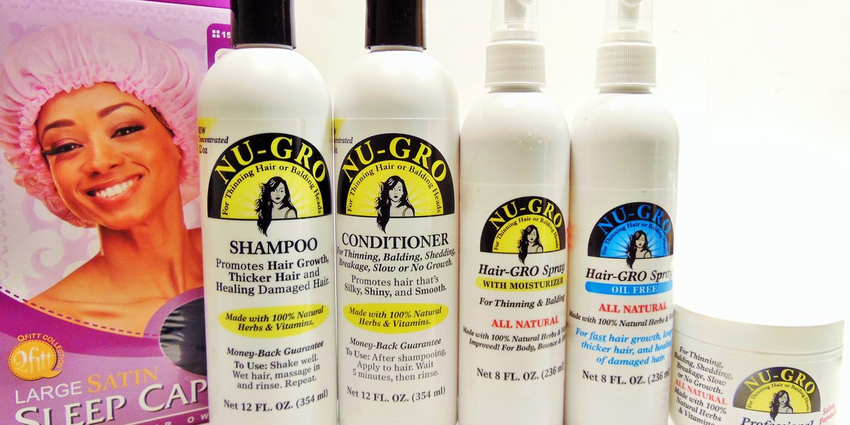 Black Hair Care Products For Natural Hair Growth Mane