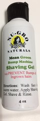 Mean Green Bump Machine - Shaving Gel
