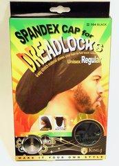 Dreadlock Spandex Cap