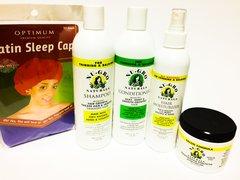 Mega Hair-Gro System for Fast Hair Growth (#1 Seller)